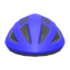 Bicycle Helmet (Navy Blue) NH Icon.png