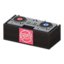 DJ's Turntable (Black - Cute Logo)