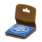 Floor Seat (Natural - Deep Blue) NH Icon.png