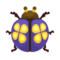 Navy Flower Ladybug PC Icon.png