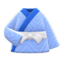 Sea Hanten Shirt (Blue) NH Icon.png