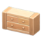 Wooden-Block Chest (Natural) NH Icon.png