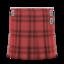 Belted Wraparound Skirt