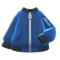 Bomber-Style Jacket (Blue) NH Icon.png