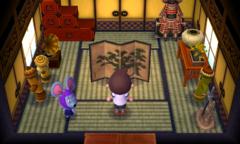 Rizzo's house interior