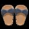 Ribbon Sandals (Black) NH Icon.png