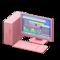 Desktop Computer (Pink - Digital Audio Workstation) NH Icon.png