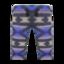 Geometric-Print Pants