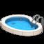 Pool (White)