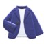 Tailored Jacket (Navy Blue) NH Icon.png