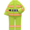 Firefighter Uniform (Lime Yellow) NH Icon.png