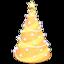 Illuminated Tree (Orange)