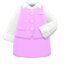 Office Uniform (Pink) NH Icon.png
