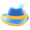 Cavalier Hat (Blue) NH Icon.png