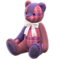 Giant Teddy Bear (Tweed - White) NH Icon.png
