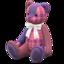 Giant Teddy Bear (Tweed - White)