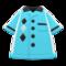 Bowling Shirt (Light Blue) NH Icon.png