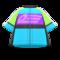 Cycling Shirt (Lime & Light Blue) NH Icon.png