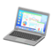 Laptop (Silver - Calculations) NH Icon.png