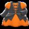 Mage's Dress (Orange) NH Icon.png