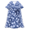 Casual Chic Dress (Navy Blue) NH Icon.png