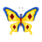 Gold Winter Butterfly PC Icon.png
