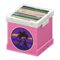 Record Box (Pink - Sunset) NH Icon.png