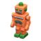 Tin Robot (Orange) NH Icon.png