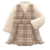 Checkered Jumper Dress (Beige) NH Icon.png