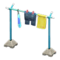 Clothesline Pole (Blue - Fish) NH Icon.png