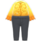 Figure-Skating Costume (Yellow) NH Icon.png
