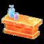Frozen Counter (Ice Orange)