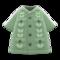 Guayabera Shirt (Green) NH Icon.png