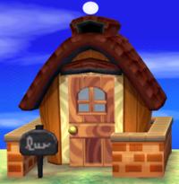 Patty's house exterior