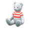 Mama Bear (Checkered - Red Stripes) NH Icon.png