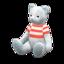 Mama Bear (Checkered - Red Stripes)