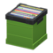 Record Box (Green - None) NH Icon.png