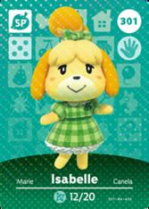301 Isabelle amiibo card NA.png