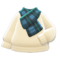 Checkered Muffler (White) NH Icon.png