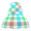 Plaid-Print Dress (Sweet Plaid) NH Icon.png