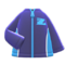 Track Jacket (Navy Blue) NH Icon.png