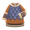 Viking Top (Brown) NH Icon.png