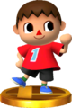 Villager SSB4 Trophy (3DS).png