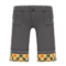 Cuffed Pants (Gray) NH Icon.png