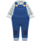 Farmer Overalls (Gray) NH Icon.png