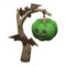 Spooky Standing Lamp (Green) NH Icon.png