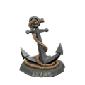 Anchor Statue (Silver) NH Icon.png