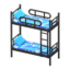 Bunk Bed (Black - Space)