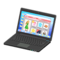 Laptop (Black - Online Shopping) NH Icon.png
