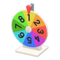 Colorful Wheel (Colorful Numbers) NH Icon.png